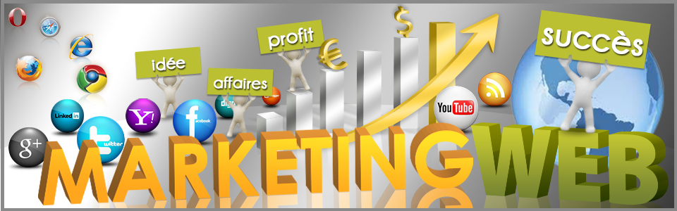 Marketing et Promotion sur Internet