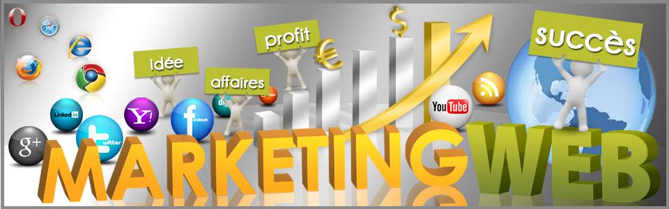 Marketing et Promotion sur Internet