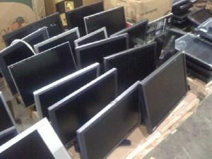 Recyclage Ecran LCD